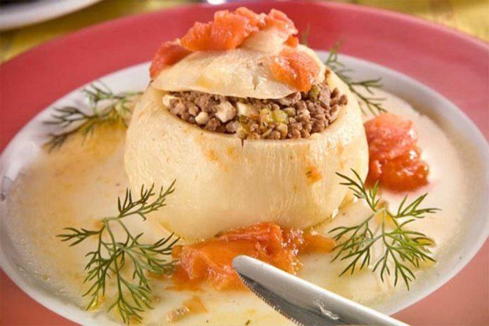 Kereviz Böreği