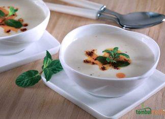 Sarımsak Çorbası