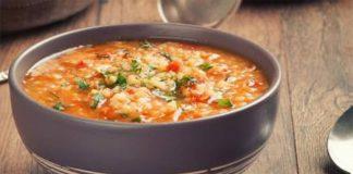 Bulgurlu Çorba